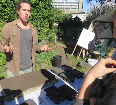 Josh explains some of the benefits of effective micro organisms