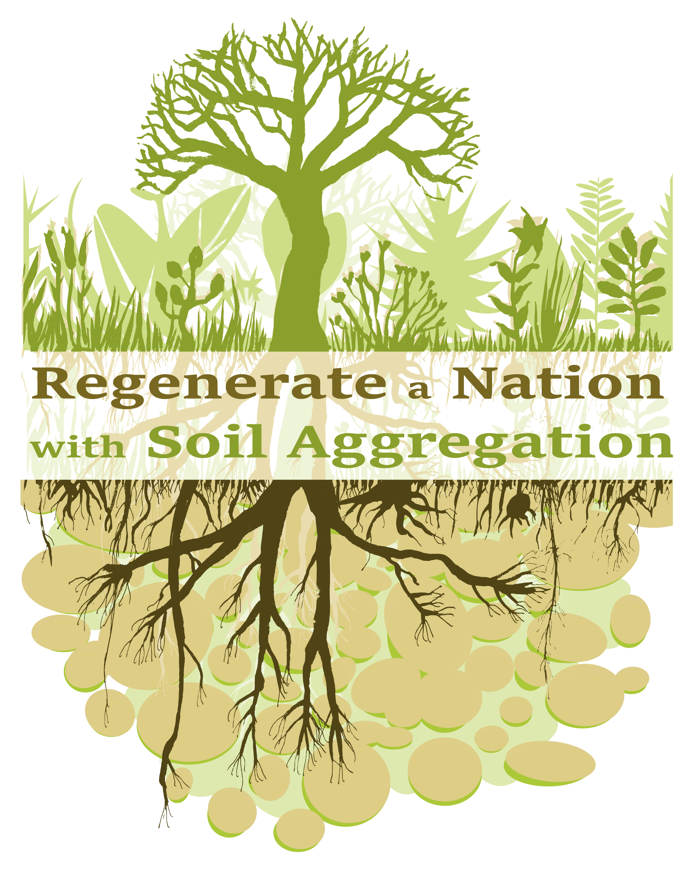 Soil Regeneration: Downloadable poster you can print at home.
