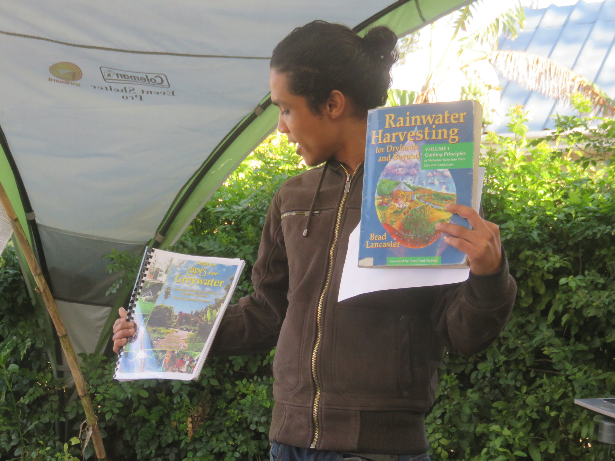 An introduction to some good water saving literature