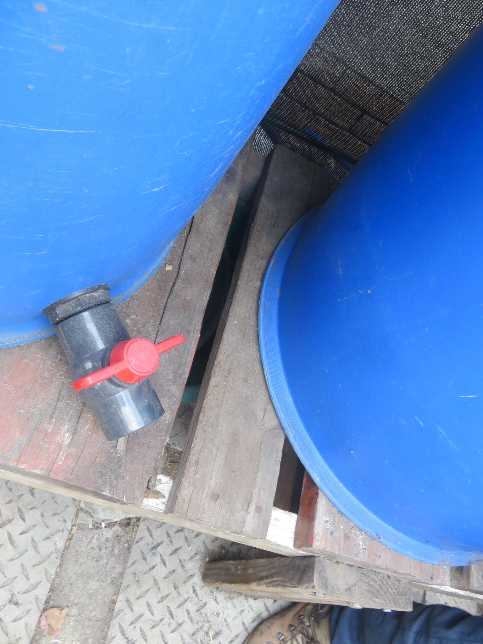 flushing valve