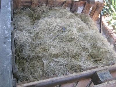flatten straw