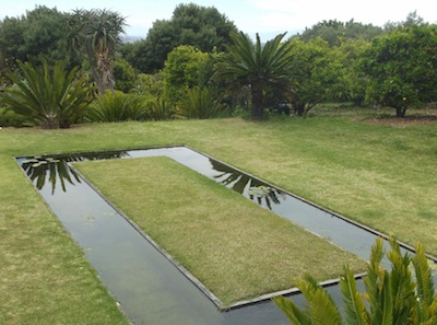 A lovely calming example of what 'landscape gardening' can be